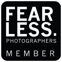 Menbre du groupe Fearless photographer