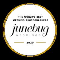 Junebug wedding photographer